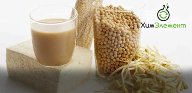 Соевые протеины